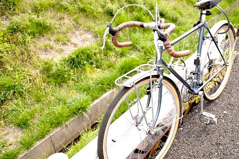 ... :大学で始まった自転車シェア