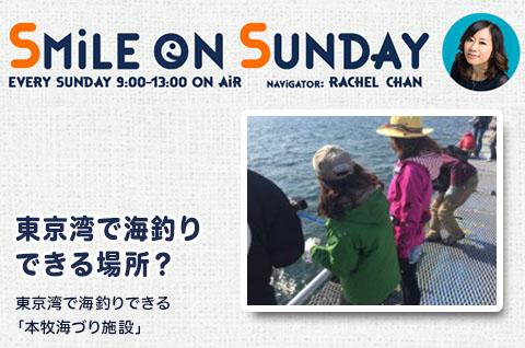 東京湾で海釣りできる「本牧海づり施設」
