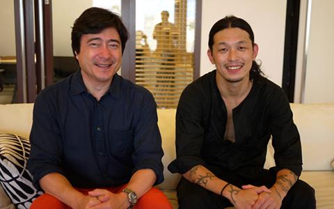 Dragon Ash  ATSUSHIが「GAMA ROCK FES」で被災地を応援