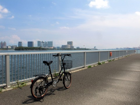 海と陸から知らない東京が見えてくる「クルーザイクル」