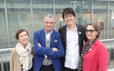 佐藤オオキ デザインの祭典「ミラノサローネ」を語る