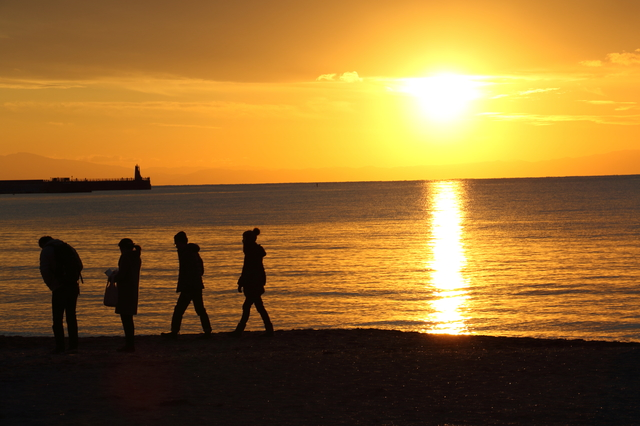 "GWを""映画のような日""にできる海の映画祭"