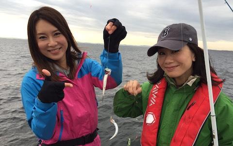 レイチェル・チャン 、海釣りリベンジ果たすも…