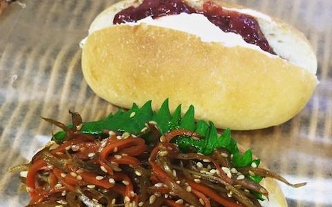 キンピラとふわふわ卵がマッチ! 渋谷の絶品惣菜パン