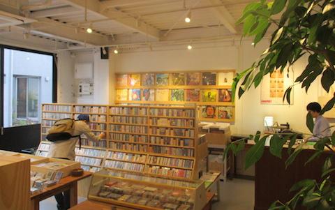 ミュージシャンも注目「カセットテープ専門店」