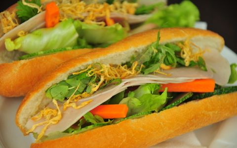 野村訓市「365日食べられる」ベトナムのバインミー