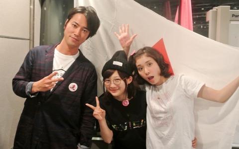 松岡茉優&桐谷健太&伊藤沙莉の豪華白熱トークに「ラジオってすごい!」