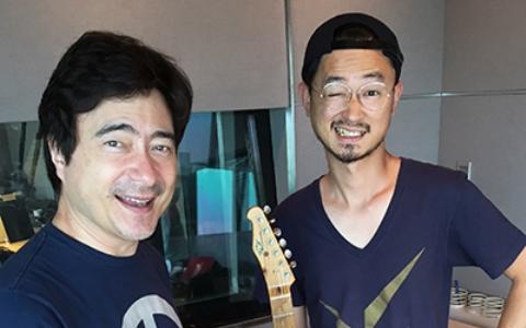 ペトロールズ長岡亮介、ギターを「ゴミ捨て場」で調達!?