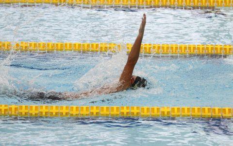 競泳背泳ぎ代表・入江陵介選手が語る「苦労の4年間」