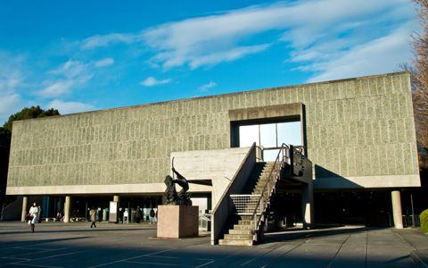 建物そのものが作品…上野「国立西洋美術館」