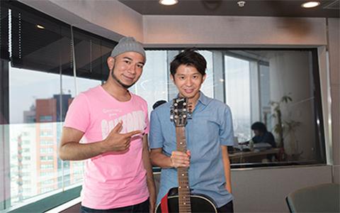 ケイシ・タナカ、ギターは「高2」レベルだった!?