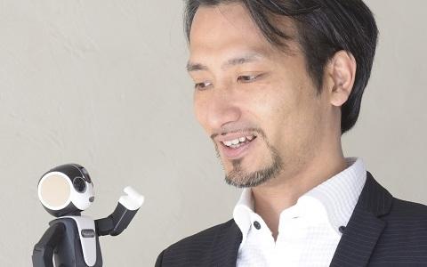 ロボットクリエイターという仕事は「成り行きで始めた」