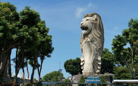 シンガポール・セントーサ島で見るべき絶景スポット