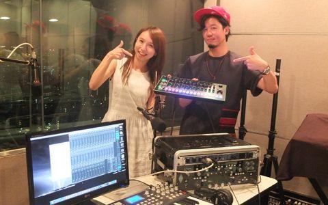 lovefilm石毛輝 J-WAVEの番組ジングルを制作!