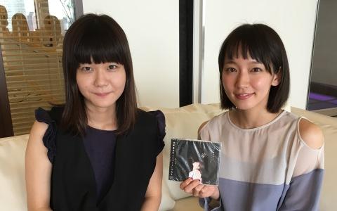 吉澤嘉代子×吉岡里帆 2人の出会いは「逃げちゃった」