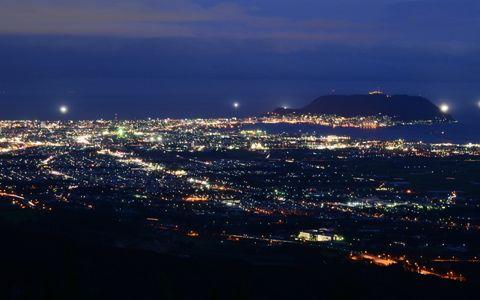 夜景が魅力の函館で今人気の「裏夜景」とは