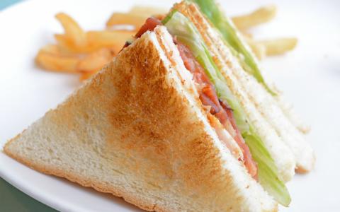 感謝の気持ちをサンドイッチに? 新感覚カードとは