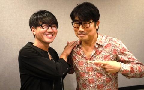 亀田誠治×鹿野淳の激アツROCK対談!