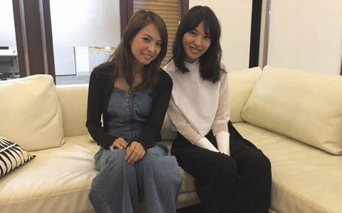 戸田恵梨香×SCANDAL・HARUNA豪華対談!