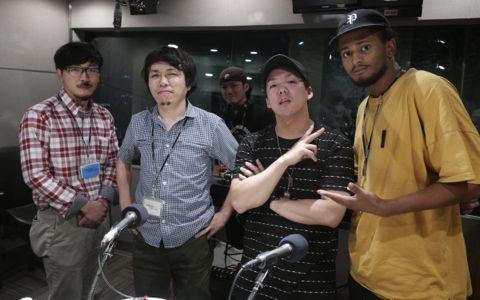"""""""掌幻""""vs""""MC正社員""""ラップバトルの勝者は!?"""