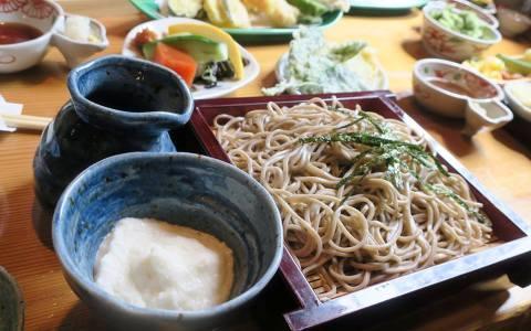 細川茂樹も絶賛!箱根で食べたい「とろろせいろ蕎麦」