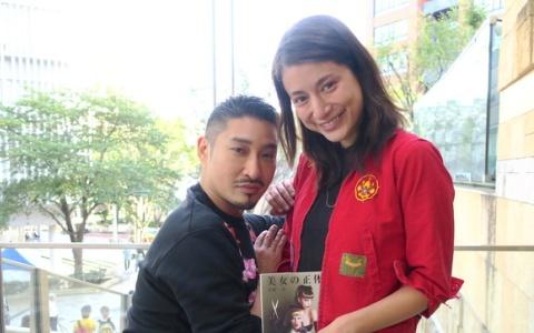 写真家・下村一喜が提唱する「美女のグラデーション」