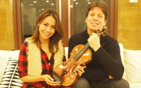 グラミー賞バイオリニスト、一番の思い出は?