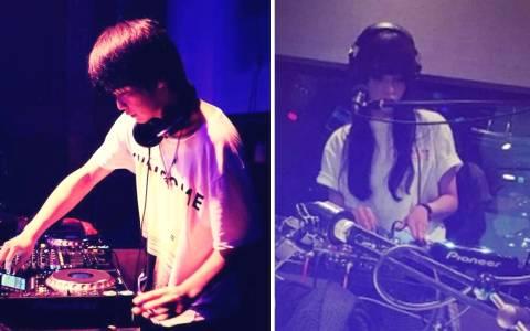 現役学生DJが思わずホンネをポロリ…。