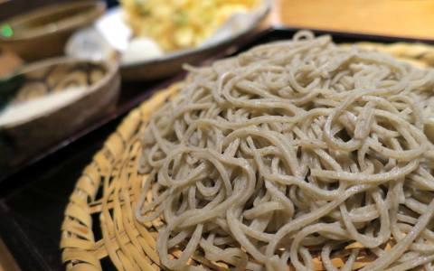 田中道子と神戸ドライブ 芦屋で蕎麦の名店へ