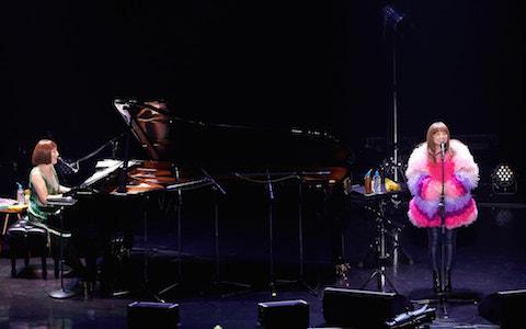 矢野顕子とYUKI「またやりたい」 元日にライヴ特番