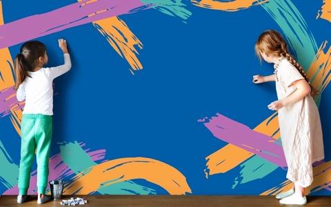 デザイナーと画家がコラボした展覧会「画と機」