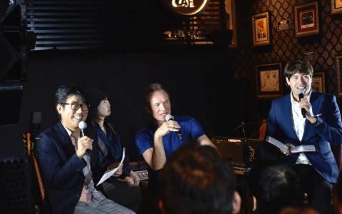 スティング、次のアルバムは東京でレコーディング?
