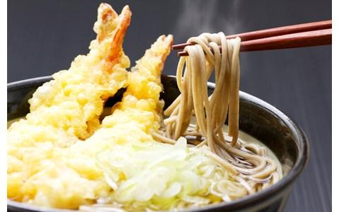 かけそばより天ぷらそばのほうが太らない?