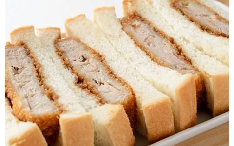「太りにくい間食」はカツサンド二切れ!?