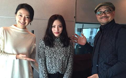 今年デビューの美人シンガー、栞菜智世の美肌の秘訣