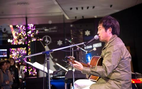 佐藤竹善が語る、クリスマスソングの魅力