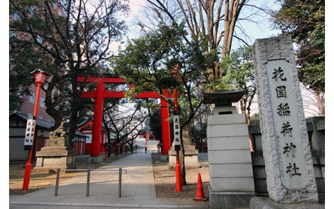 新宿・花園神社、年の瀬の楽しみ方