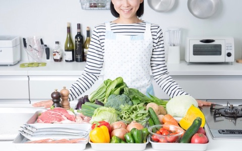 体を温めてくれる食材を紹介、アノ「色」がいいらしい