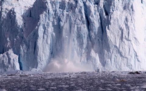 温暖化の専門家が啓蒙「気候変動にもっと関心を」