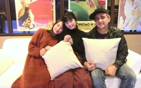 一位年轻的女演员Fuka Koshiba想到了这个名字