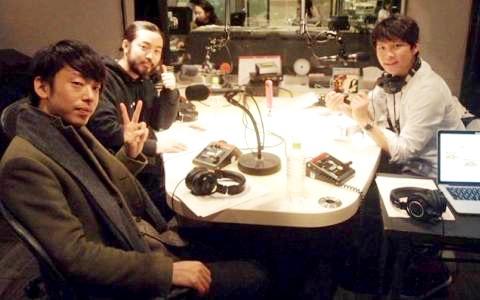 R-designated和DJ Matsunaga单位是新专辑