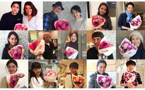 J-WAVE×フラワーバレンタイン 花の写真をSNSにアップすると…?