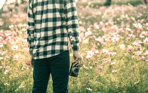 奥山由之、写真家になる前は〇〇だった!