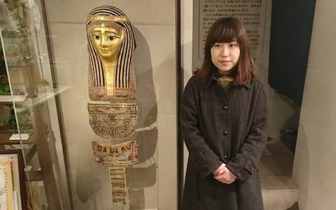 「古代エジプト美術館」で美少女ミイラと対面!