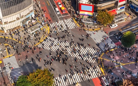 K DUB SHINE、渋谷に歩行者天国復活を願う