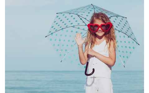 強風でもこわれない! 常識を覆す傘って?