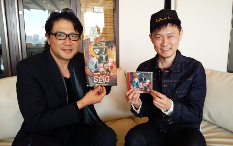 凄腕音楽Pも号泣…「SING」日本語版秘話