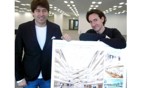 デザイナーが教える新複合施設「GINZA SIX」の楽しみ方
