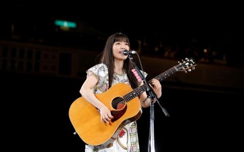 miwa、初の国技館で「ギターの重み感じた」