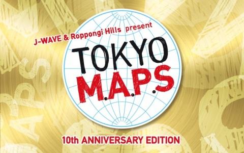 フリーライブ「TOKYO M.A.P.S」に出演10組発表!